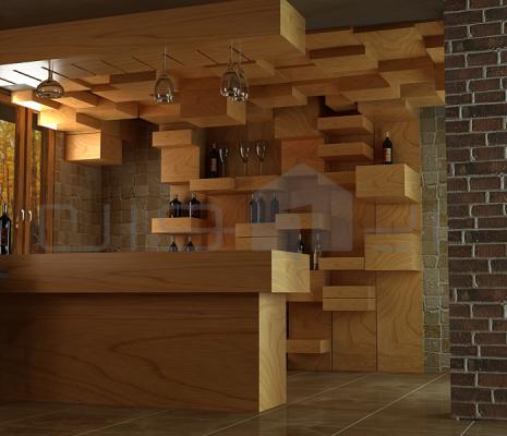 طراحی داخلی کافی شاپ دماوند غرفه های نمایشگاهی غرفه های نمایشگاهی 3
