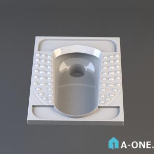 توالت ایرانی پارس سرام خورشید طبی دانلود آبجکت ۳dmax توالت ایرانی با نور و متریال آبجکت ۳D توالت ایرانی پارس سرام با نور و متریال