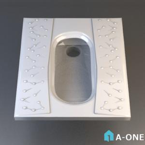 تولت ایرانی چینی کرد دانلود آبجکت 3d max توالت ایرانی با نور و متریال آبجکت توالت ایرانی چینی کرد با نور ومتریال                                       300x300