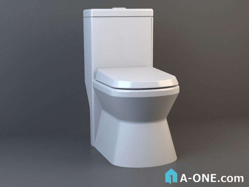 توالت حمام داغ