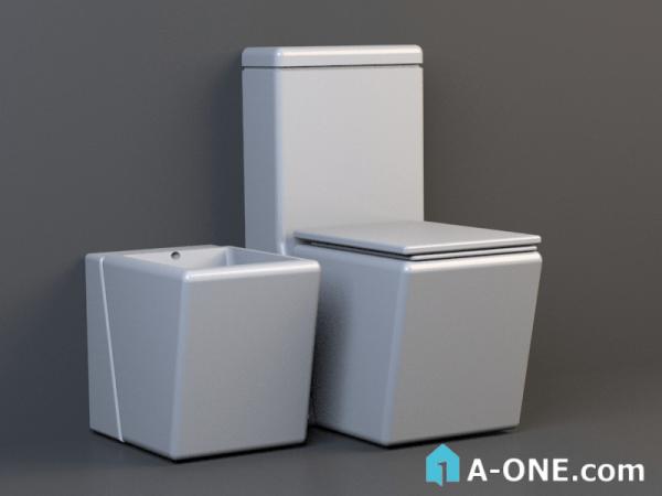 دانلود آبجکت 3d max با نور و متریال آبجکت ۳D توالت فرنگی با نور و متریال                                     600x450