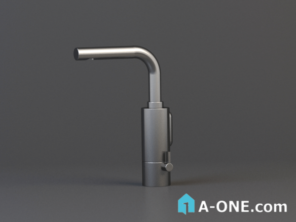 دانلود آبجکت 3d max شیر سینک آشپزخانه با نور و متریال آبجکت ۳D شیر سینک آشپزخانه با نور و متریال                 600x450