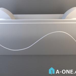 وان حمام پرشین آبجکت 3d وان حمام پرشین با نور و متریال آبجکت ۳D وان حمام پرشین با نور و متریال                           1