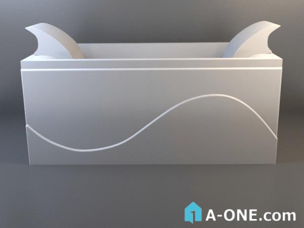 آبجکت 3d وان حمام پرشین با نور و متریال آبجکت ۳D وان حمام پرشین با نور و متریال                           1 600x450