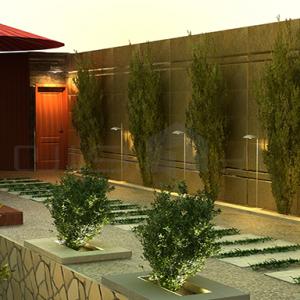 ۳ طراحی داخلی و طراحی محوطه ویلای مسکونی طراحی داخلی و طراحی محوطه ویلای مسکونی 310