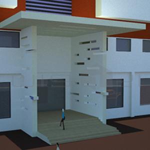 ۳ طراحی ساختمان اداری دانشگاه آزاد اسلامی طراحی ساختمان اداری دانشگاه آزاد اسلامی 311