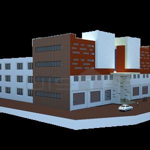 ۴ طراحی ساختمان اداری دانشگاه آزاد اسلامی طراحی ساختمان اداری دانشگاه آزاد اسلامی 416