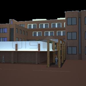 ۶ طراحی ساختمان اداری دانشگاه آزاد اسلامی طراحی ساختمان اداری دانشگاه آزاد اسلامی 610