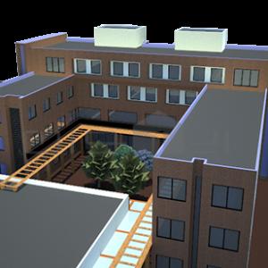 ۷ طراحی ساختمان اداری دانشگاه آزاد اسلامی طراحی ساختمان اداری دانشگاه آزاد اسلامی 76