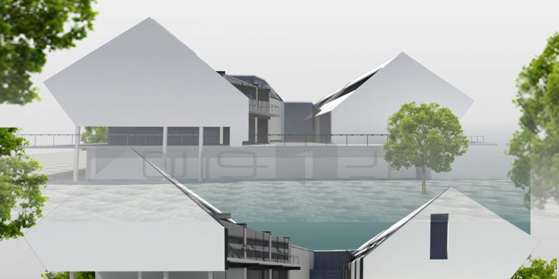 طراحی معماری SHIT SHOMAL111  1