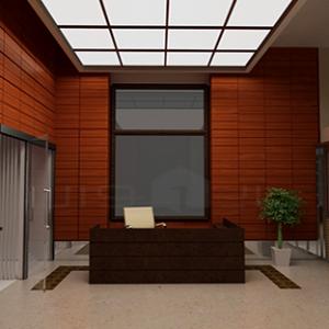 gfc طراحی لابی ورودی و سر در ساختمان اداری فاطمی طراحی لابی ورودی و سر در ساختمان اداری فاطمی gfc1
