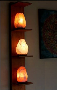 ۳  چراغ نمکی کوه های هیمالیا- سایز کوچک 3