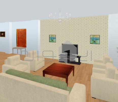 مشاوره خرید و چیدمان آپارتمان مسکونی  دکوراسیون داخلی 2 3 465x400 1