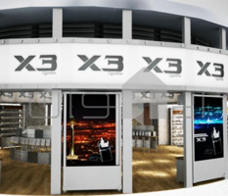طراحی غرفه فروشگاه x3  دکوراسیون داخلی 2 5 465x400 1
