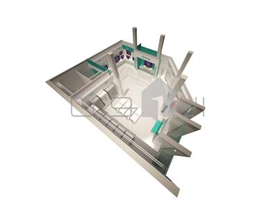 ۴  طراحی فروشگاه هایسنس 4 4  t