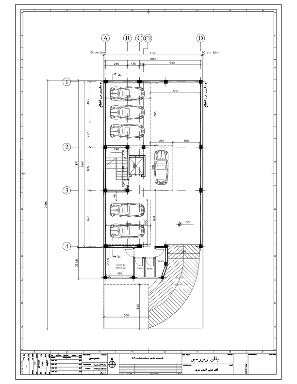 a_001 ساختمان مسکونی ۵ واحدی نیلوفر ساختمان مسکونی ۵ واحدی نیلوفر a 001 612x792 t