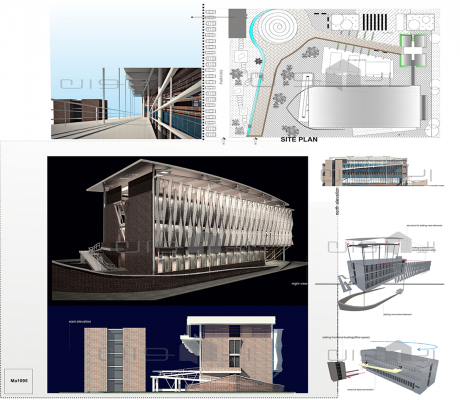 مسابقه طراحی معماری موزه دفاع مقدس ـ بندر خرمشهر